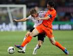 بفضل هدفين من غوميز، فازت المانيا على هولندا 2-1