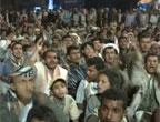 ردود فعل المواطنين والمعارضة على تسليم السلطة للرئيس اليمني الجديد