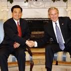 قام الرئيس الصينى هو جين تاو بزيارة دولة للولايات المتحدة