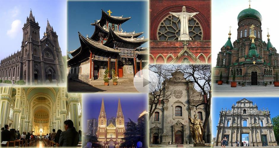 Iglesias chinas