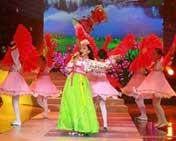 《儿童歌曲大奖赛》决赛 第一场<br>《幸福像金达莱一样》