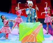 《儿童歌曲大奖赛》决赛 第四场<br>《冬不拉之歌》