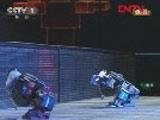创意节目《机器人总动员》表演:哈尔滨工业大学机器人创新基地研发团队 (字幕版)