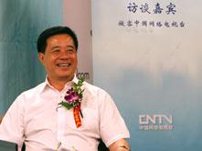 克拉玛依市委书记徐卫喜访谈