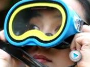 最佳数字合成短片奖与 ACM SIGGRAPH大奖《潜水镜女孩》
