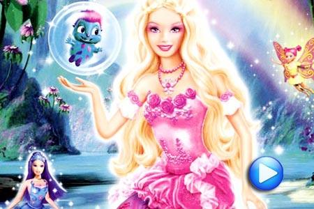 芭比公主的梦幻城堡专题 CNTV动画台 中国网络电视台 芭比公主动画