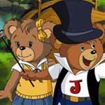 杰米熊之甜心集结号<br>萌宠小熊的生活秀