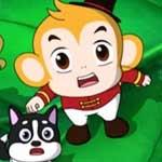 小玩皮<br>小猴子勇闯世界