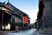 Zhaode Ancient Street, Qingzhou, China