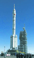 <h1>China&acute;s Tiangong-1 to be launched by modified Long March II-F rocket</h1>