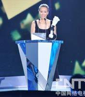 内地年度最受欢迎女歌手:那英