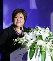维亚康姆国际传媒副总裁杨瑞云