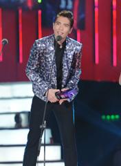 港澳台地区年度最佳男歌手 萧敬腾