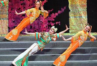 Церемония закрытия Года китайского языка в РФ