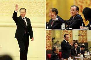 <b><center>La conférence de presse du Premier ministre chinois </b></center><center><b><font color=red>[Vidéo complet]</font></b></center>