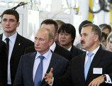Mazda ouvre une usine en Russie
