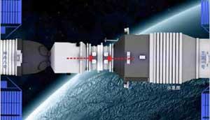 <font color = brown><h2>Vidéo complète de l&acute;Amarrage entre Shenzhou VIII et Tiangong I [59 MINUTES]</font></h2>