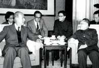 <b><font color=blue>[1980]</font></b> - Voyage en Chine de <b>Valéry Giscard d&acute;Estaing</b>