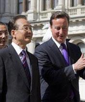Visites du Premier Ministre Wen Jiabao en Hongrie, au Royaume-Uni et en Allemagne<br><br><font color=blue>[Juin 2011]</font>