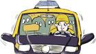北京鼓励合乘出租车 乘客共同路段车费各付6成
