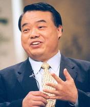 网络帮助西部<br>温世仁——台湾英业达集团副董事长