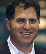接轨双行线<br> 迈克尔•戴尔——戴尔计算机公司总裁兼首席执行官