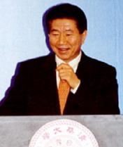 信任与合作<br>卢武铉——韩国总统