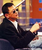 约会王家卫<br>王家卫——香港著名导演
