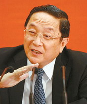 中部崛起<br>  俞正声——湖北省省委书记