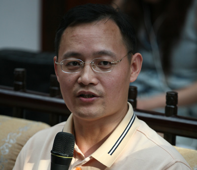 郝登胜:金蝶助理总裁 市场部总经理