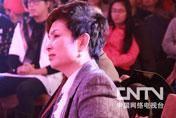 中央电视台财经频道副总监 韩青