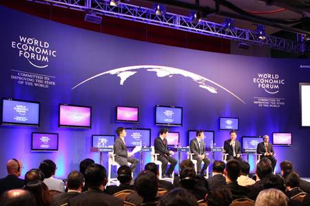 CCTV DEBATE辩论会场<br>主题——中国的下一个增长前沿