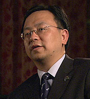 王传福<br>比亚迪股份有限公司董事长