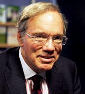 弗雷德•伯格斯腾<br>彼得森国际经济研究所总裁