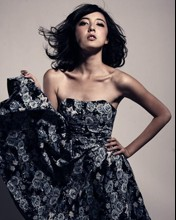 第八届模特电视大赛冠军:米露
