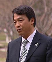 <b>吴子申 永业集团董事长</b><br><br><br><p>  金融危机下逆势而上,2009年中国惟一登陆美国纳斯达克主板的农业企业。</p>