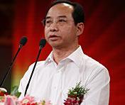 中国农业电影电视中心党委副书记彭小元致辞