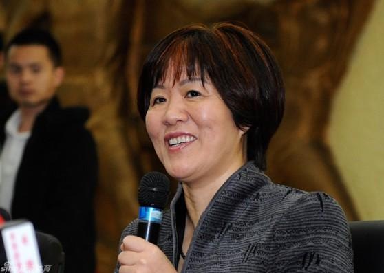 랑핑, 중국 여자대표팀 감독 취임