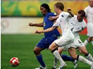 男足小组赛:巴西3-0新西兰 比赛集锦