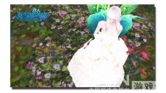 将爱情进行到底 《神魔大陆》完美新娘展示