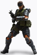 SE发布新版《MGS PW》手办:米勒穿战斗装