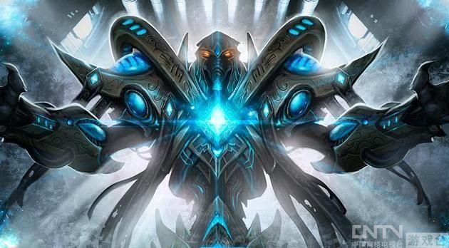 星际争霸2 种族介绍—星灵