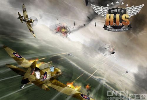 复古战斗机游戏图片素材