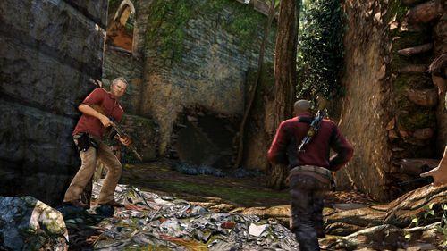 《战争机器3》vs《神秘海域3》画面较量