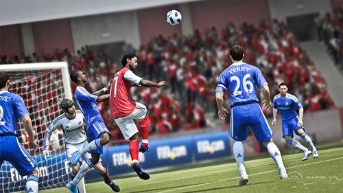 《FIFA 12》PC版截图公布