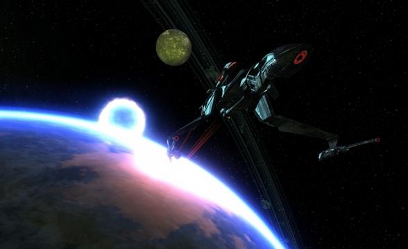 完美将《星际迷航OL》转免费 计划在大陆上市
