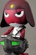 [青蛙]GIRORO ROBO MK.II 模型赏