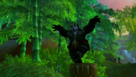 《魔兽世界》新资料片新种族熊猫人全面解析