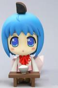 蓝发可爱小萝丽 PVC成品模型展示