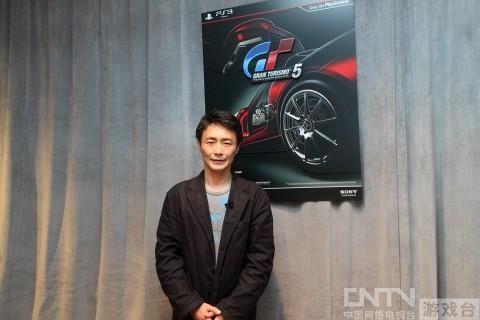 山内一典宣布《GT赛车6》正在开发当中